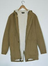 **AWESOME** A.P.C (APC) Mens Parka with removable sherpa lining MEDIUM