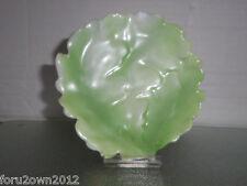 Royal Bayreuth Small Green Leaf Dish