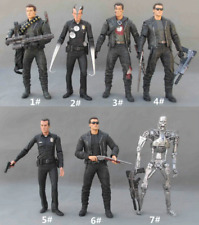 Terminator 2 T 800 Action Figure toy 7 Neca Arnold Judgement Day