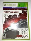 Need for Speed: Most Wanted Limited Edition. Xbox 360. Untested. No Manual.