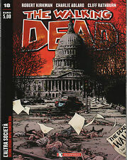 variant THE WALKING DEAD Numero 18 VARIANT NAPOLI 2014 SALDAPRESS NUOVO