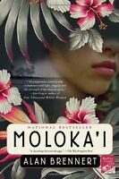Molokai: A Novel by Alan Brennert