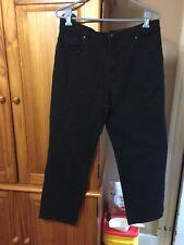 Gloria Vanderbilt Ladies' Denim Jeans – BLACK Size 18