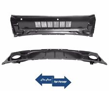 Cowl Grille Assembly / Upper & Lower Panels / Weld Through Primer 65 66 Mustang