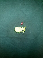Mens Amen Corner Green Masters Polo Shirt Short Sleeve Size Medium M Golf