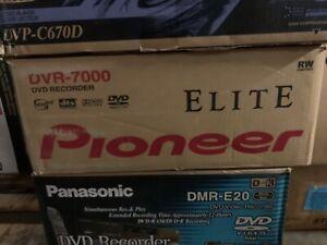 Pioneer ELITE DVR-7000 Recorder, dvr7000