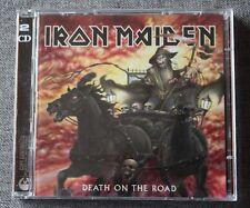 Iron Maiden, death on the road, 2CD