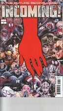 Marvel Comics Incoming #1, First Print, Near Mint!