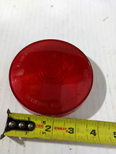 """dominion 4"""" 73-1817r 73-1818a red lens brake tail light"""