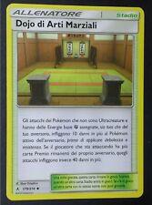 DOJO DI ARTI MARZIALI 179/214  Carta STADIO in Italiano POKEMON Allenatore