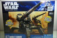 Star Wars AV-7 Mobile Cannon Rare MISB, 99% Unopened