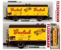 FLEISCHMANN 8325 VINTAGE CARRO MERCI FREIGHT CAR GROLSCH BIER NS HOLLAND SCALA-N