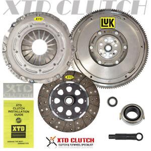 XTD CLUTCH & LUK DUAL MASS FLYWHEEL KIT FITS 2003-2008 ACCORD ACURA TL 3.0L 3.2L