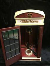 Spirit Of St Louis Vintage British Phone Booth