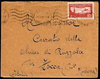 777 - Francia - Posta aerea su busta per Zocca, 28/01/1933