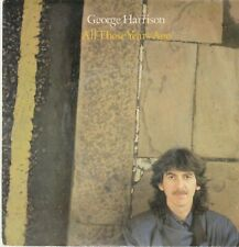 GEORGE HARRISON All those years ago Dark horse K17807 Classic pop from 1981