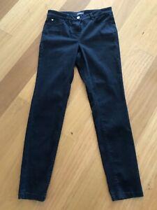Basler European Women's skinny black stretch jeans size Eu 40 au 12-14