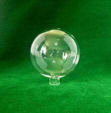 Pantalla de vidrio transparente Globo (bola esfera gota de clúster)
