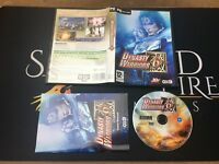 Dynasty Warriors 6 - PC DVD-ROM TESTED/WORKING UK PAL