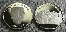 GUY FAWKES & THE GUNPOWDER CONSPIRATORS Silver Commemorative. Album/Collectors