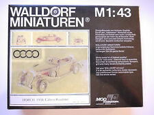 Horch 853 (?) roadster 1938, blanco metal-kit WM-kit, wall aldea en 1:43 Boxed!