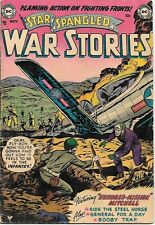 Star Spangled War Stories Comic Book #3, DC Comics 1952 VERY GOOD-