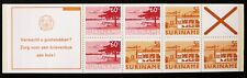 Suriname stamps booklet - Surinamese images_1978 - MNH_2.
