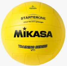 Mikasa Lightweight training ball,volleyball,Official size 5(yellow)