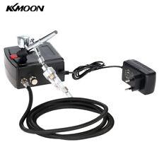 KKmoon 100-250V Aérographe Compresseur d'air Kit pour Art Peinture Airbrush F7N3