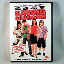 =- Saving Silverman (Dvd 2001 Columbia Pictures) 07066, Amanda Peet, Jason Biggs