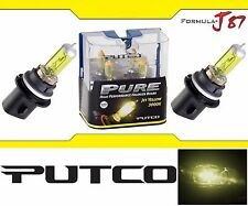 Putco 3000K Yellow 9007 HB5 239007JY 65/55W Headlight Bulb Dual Beam Replacement