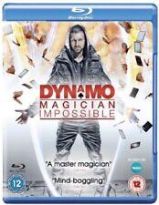 Dynamo Magician Impossible [New Blu-ray]