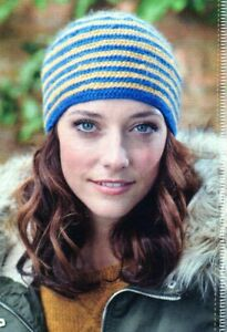 ~ Pull-Out Knitting Pattern For Nailbinder's Stitch Hat ~ See Description ~