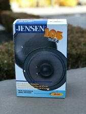 "In BOX Jensen JS65 105 Watts 6 1/2"" Weather Resistant Dual Cone Speakers Vintage"