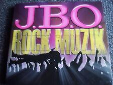J.B.O.-JBO Rock Muzik Maxi CD-Made in EU