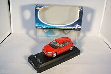 SOLIDO 1579 RENAULT MEGANE 2003 ORANGE MINT BOXED RARE SELTEN