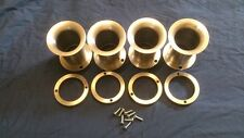 Suzuki GSXR 600 Velocity Stack Trumpet Kit, 40mm diameter, 90mm Long