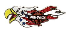 HARLEY DAVIDSON SCREAMIN EAGLE STARS STRIPES  HARLEY  PIN
