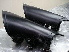 LEATHER PLAIN GAUNTLETS. BLACK METAL...(MDLG0122)..... CELTIC FROST'S