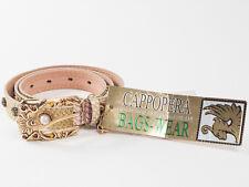 New  Cappopera Multicolor leather Belt Size M