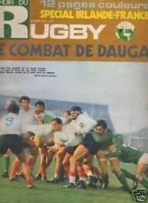 MIROIR DU RUGBY 1971 N 114 SPECIAL IRLANDE - FRANCE
