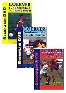 Coerver Soccer Fundamentals - 3 DVD Set