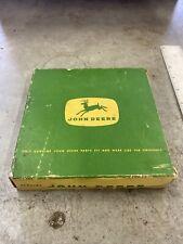 John Deere 3Hp Rings Original John Deere Box Ae255 Antique Hit & Miss Gas Engine