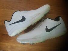 Nike Lunarlon BOA Men's Golf Shoe - US 10.5W, White
