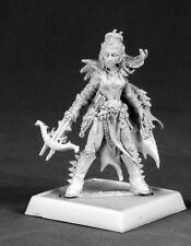 Depora Azinrae Dark Elf 60054 - Pathfinder - Reaper MiniaturesD&D Gaming