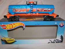 Lionel 1928080 Hot Wheels Fuel Tank Car O 027 2019 New MIB