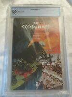 Fresh Book! The Goddamned #1 CBCS 9.6! (not CGC) 1st issue of new title!