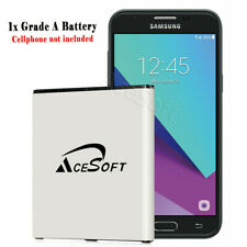 Upgraded AceSoft 3570mAh Li-ion Battery for Samsung Galaxy J3 Prime J327T1 Phone