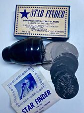 """VTG """"Star Finder"""" Boy & Girl Scouts Amateur Astronomer 60's Constellations"""