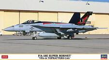 Hasegawa 1/72 US Navy F / A-18E Super Hornet VFA-14 Top Hatters CAG model kit